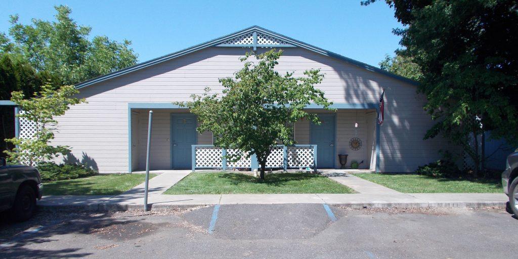 Housing: Ponderosa Court